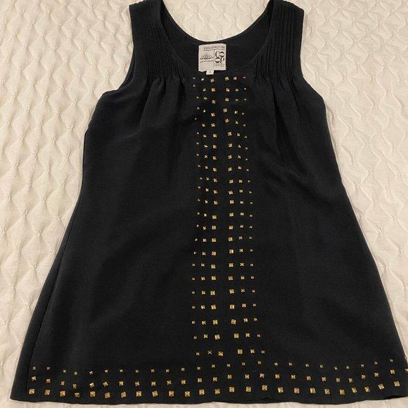 Madison Marcus Black Shirt